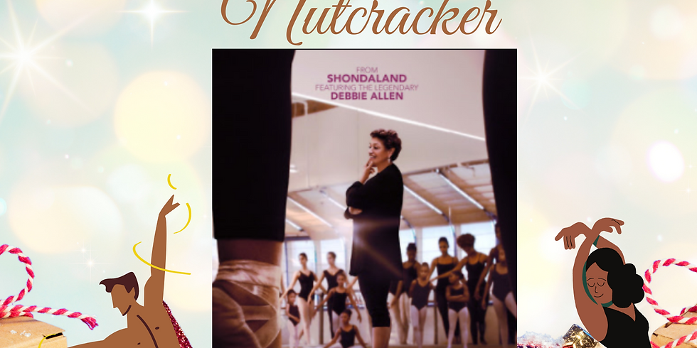 Netflix Viewing Party of The Hot Chocolate Nutcracker