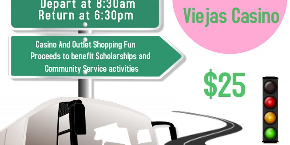 Viejas Casino Scholarship Fundraiser