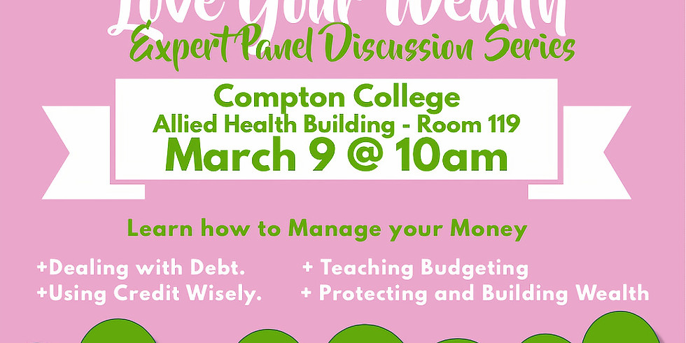 Love Yourself, Love Your Wealth Expert Panel Discussion Series