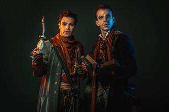"""El debut de """"Los Grimm"""", un mundo musical"""