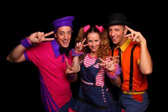 Para los más chiquitos llegó Pica-Pica, teatro infantil made in España