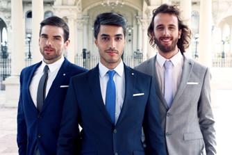 Una experiencia distinta: Noi Altri, los tres tenores argentinos que reformulan la lírica