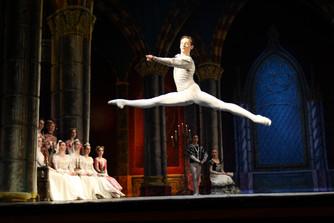 """""""El Lago de los Cisnes"""", un clásico que llega de la mano del Ballet de San Petersburgo"""