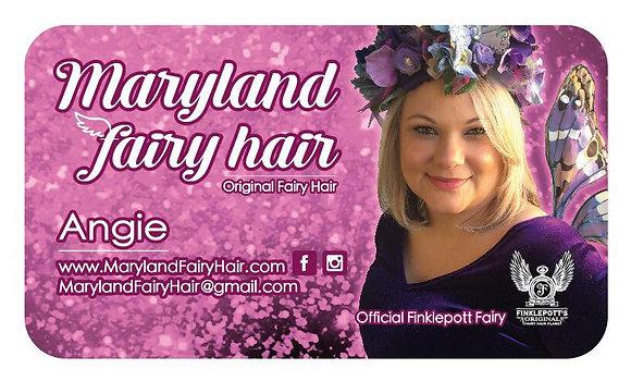 Maryland Fairy Card
