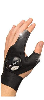 Light up Gloves, left hand