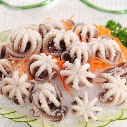 Baby Octopus【2lb】