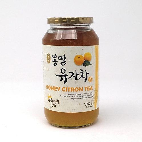 Honey Citron Tea【2.2lb】