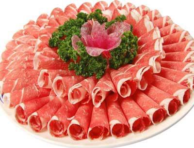 Hot Pot Sliced Ribeye Beef