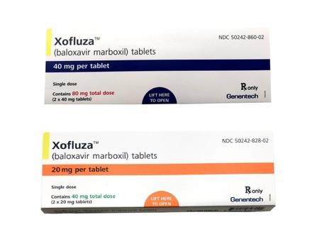Medication Spotlight [Xofluza]