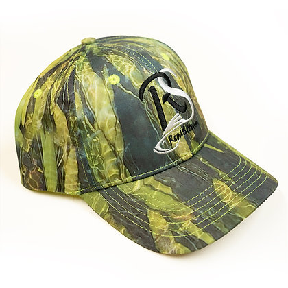 "Real Stream Fishing Hat ""Classic Pro"" Full Camo"