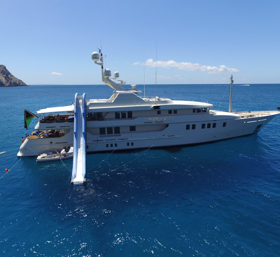 Commercial Yachts