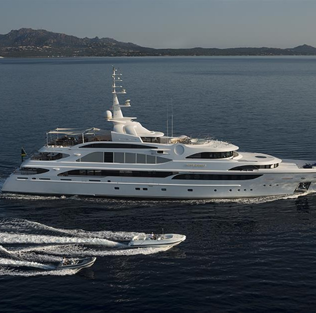 Private Yachts with Limited Charter