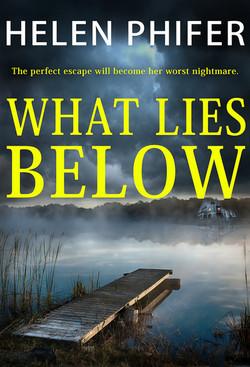 What Lies Below by Helen Phifer