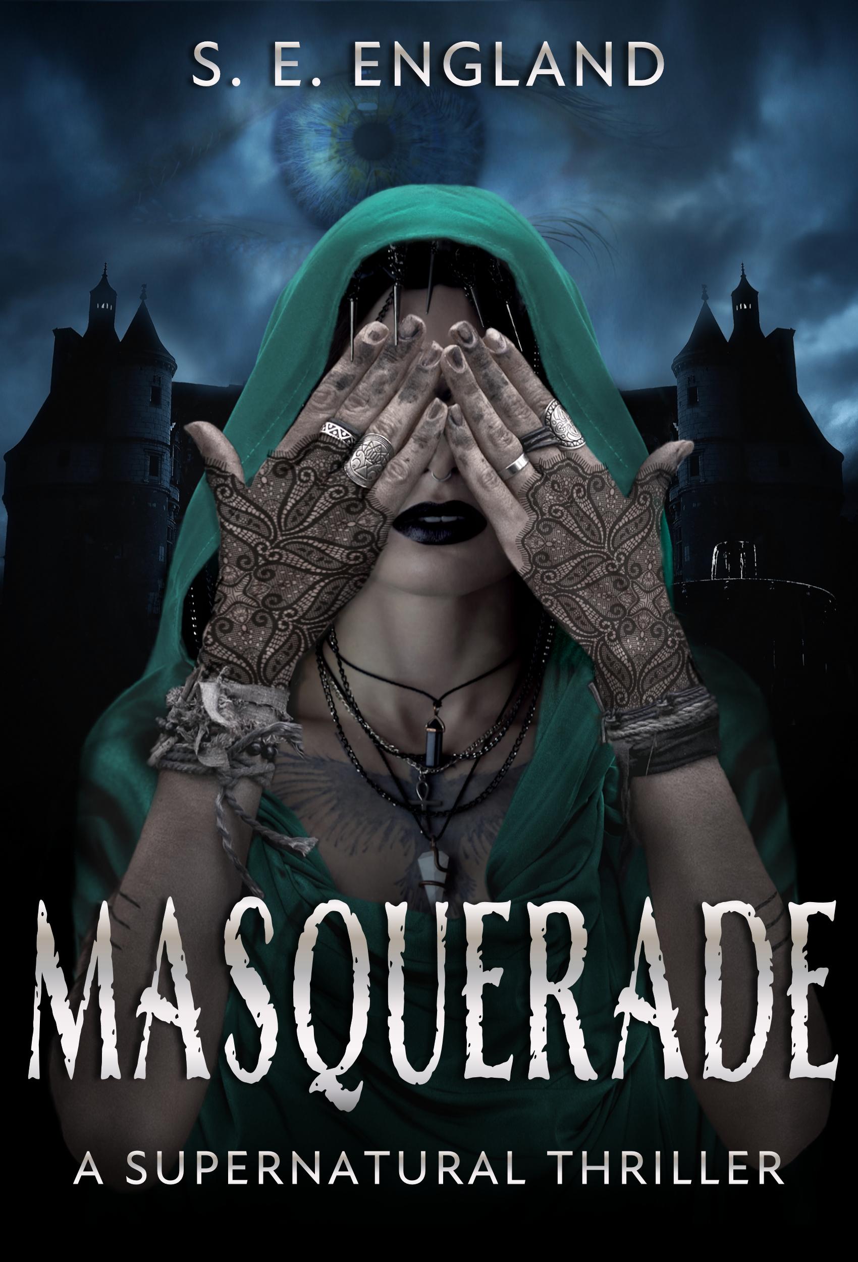 Masquerade by S. E. England