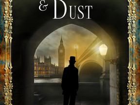 New Cover Design: The Victorian Detective series by Carol Hedges