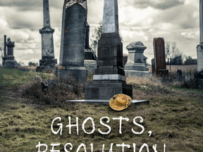 Ghosts, Resolution and Revenge by V K McGivney