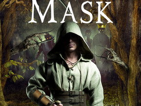 New cover design: Guardians of the Mask by Haley Kate