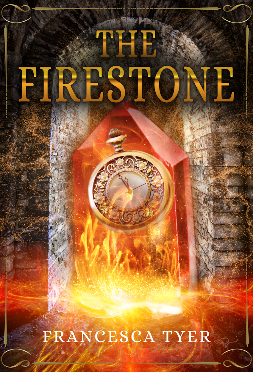 The Firestone by Francesca Tyer