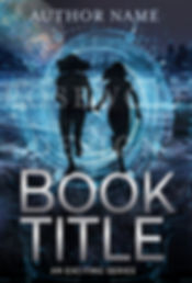 series premade book cove design rosewolfdesign