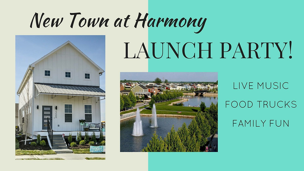 New Town Launch Party