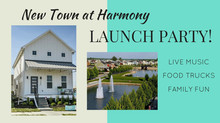 New Town at Harmony Concert