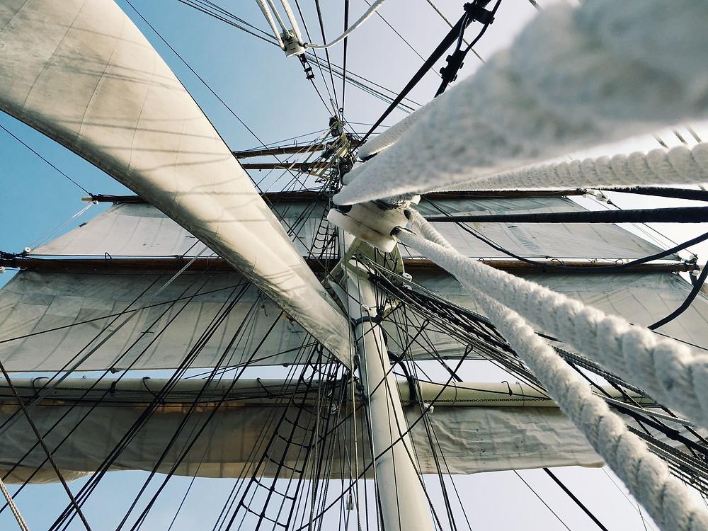 Tall Ships Falmouth, 2021