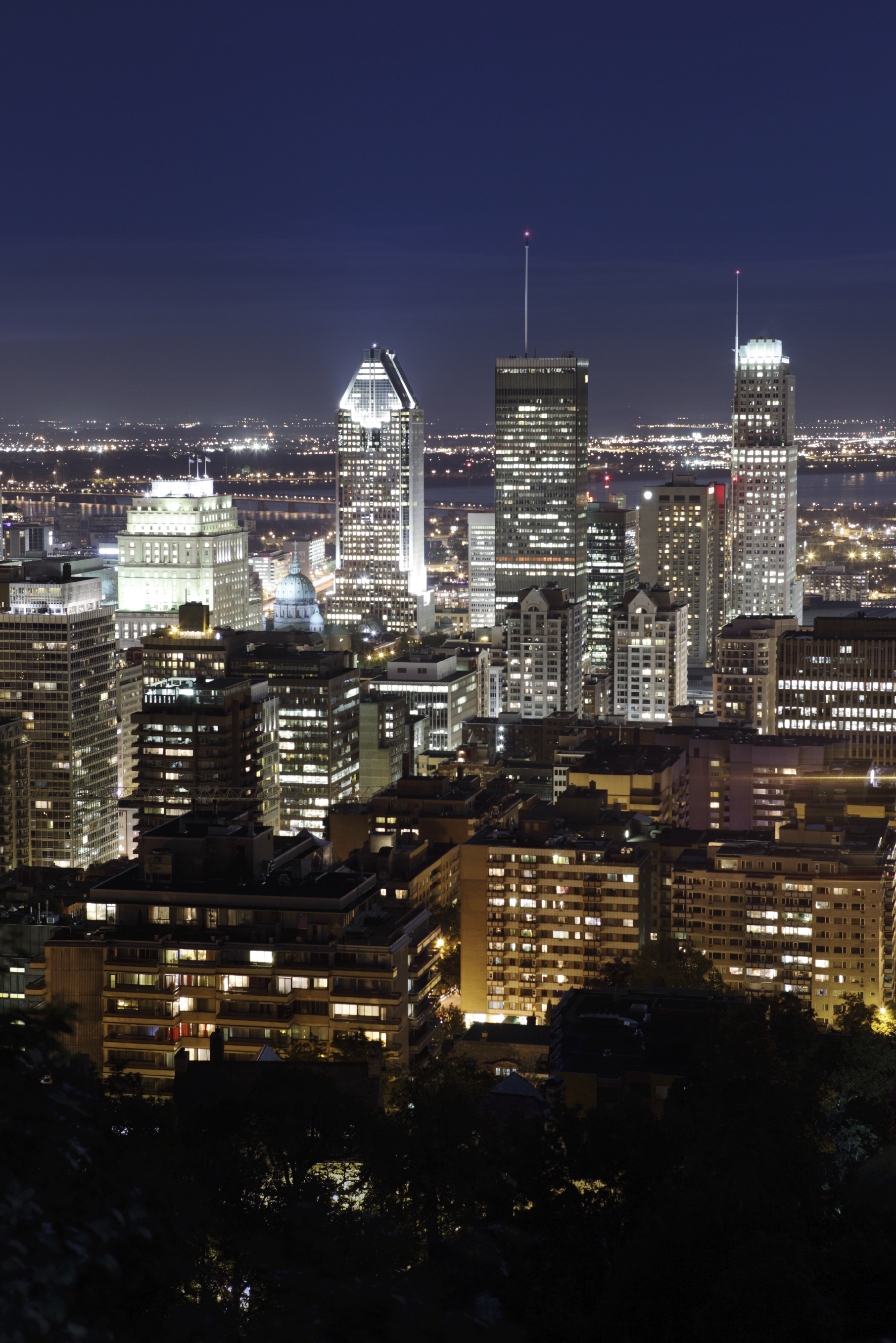 Montreal view