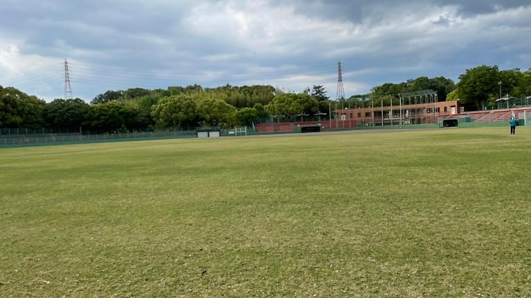 大阪寝屋川公園 第一野球場