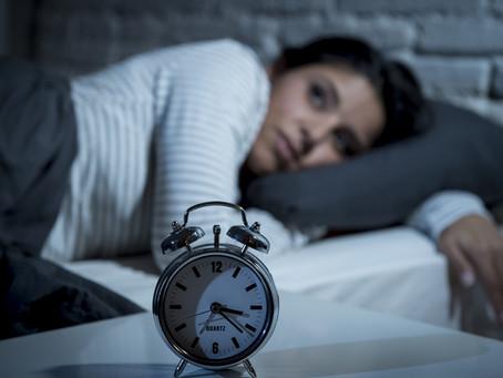 Schlaflosigkeit? Gedankenkarussell stoppen