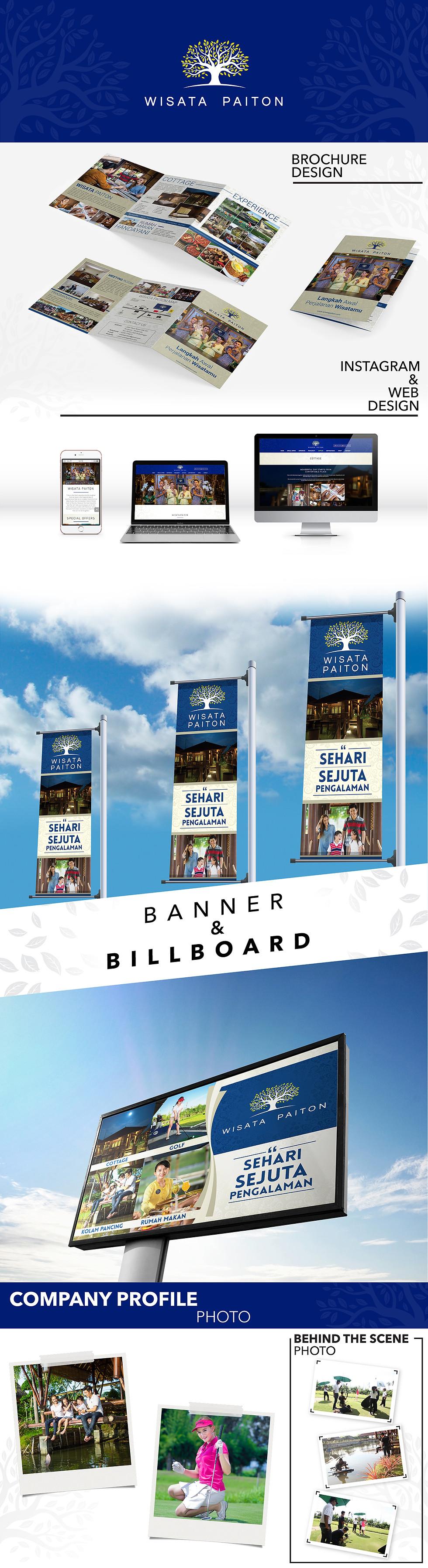 Jasa Pembuatan Desain Grafis, Branding Surabaya