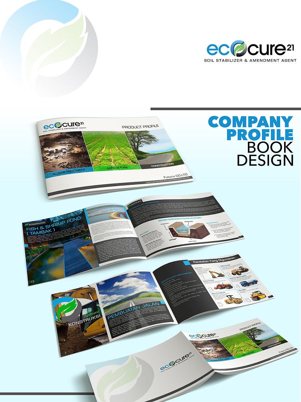 Jasa Pembuatan Company Profile, Desain Grafis Surabaya