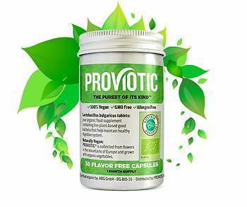 ProViotic - 100% vegan probiotic