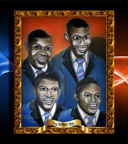 The Drifters 1958-59