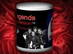 Legends Mug front