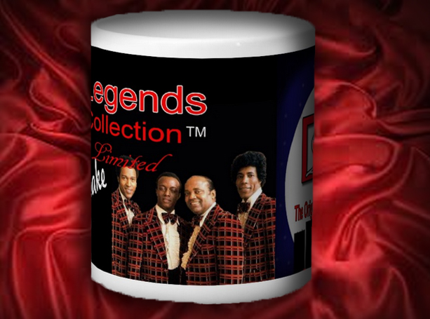 Legends Mug front