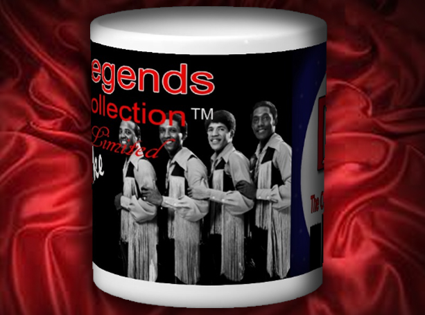 Legends Mug front The Bell Group