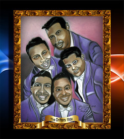 The Drifters 1956