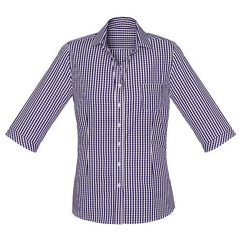 Ladies Springfield 3/4 Sleeve Shirt
