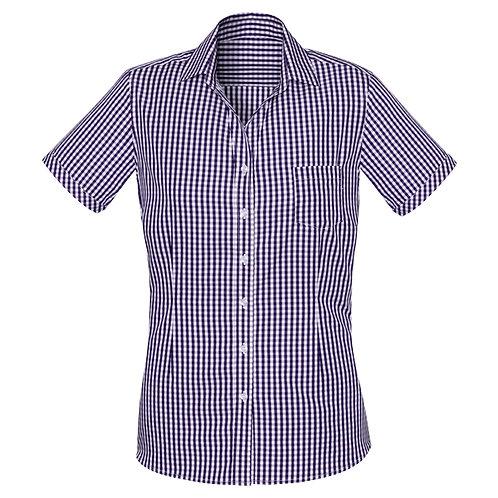 Ladies Springfield Short Sleeve Shirt