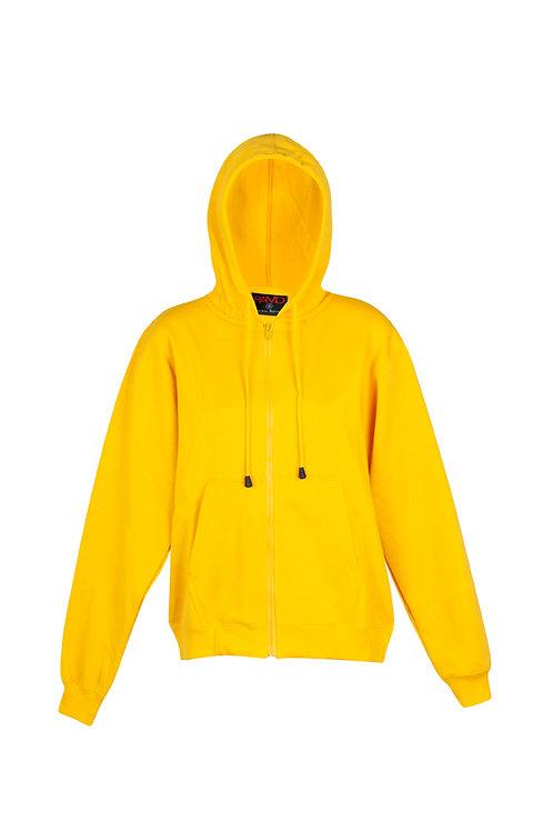 Mens Fleece Zip Hoodie