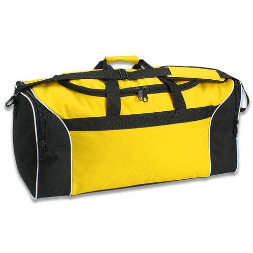 Tri-Colour Sports Bag
