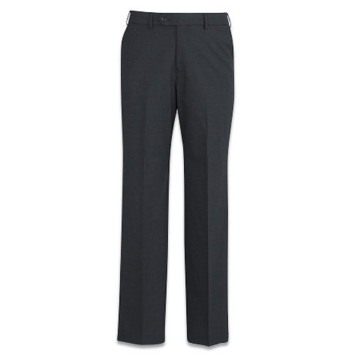 Mens Comfort Wool Adjustable Waist Pant