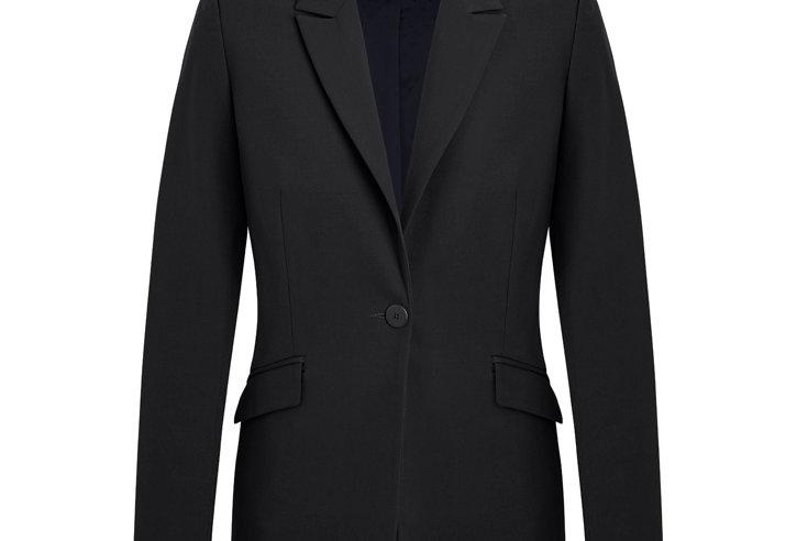 Ladies Longline Jacket
