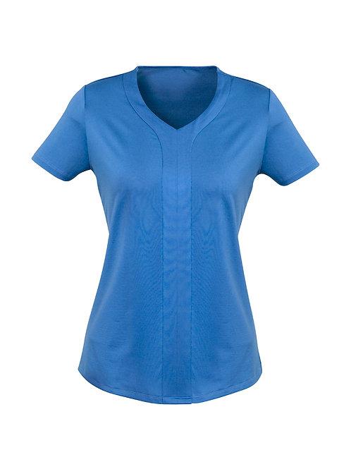Ladies Mae Short Sleeve Top