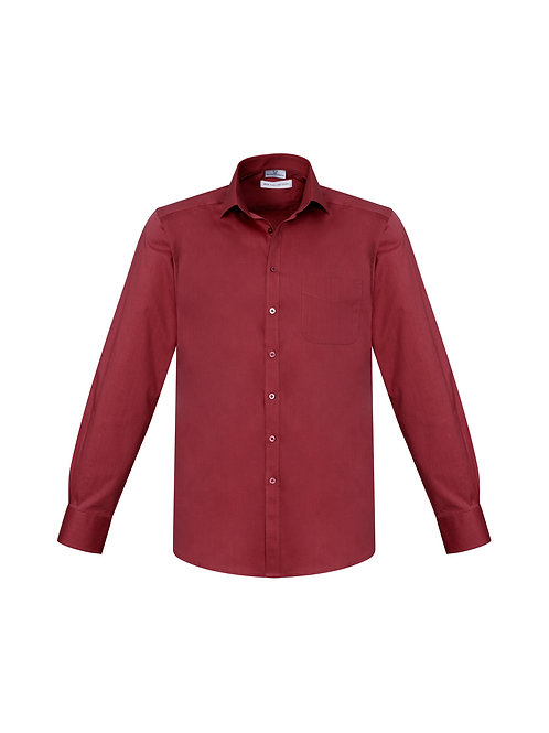 Mens Monaco L/S Shirt