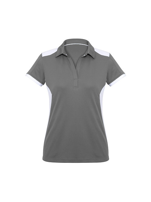 Ladies Contrast Rival Polo