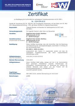 EN1090_zertifikat - Heim - Stahlbau