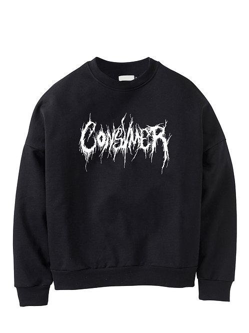 Sweatshirt | Consvmer font