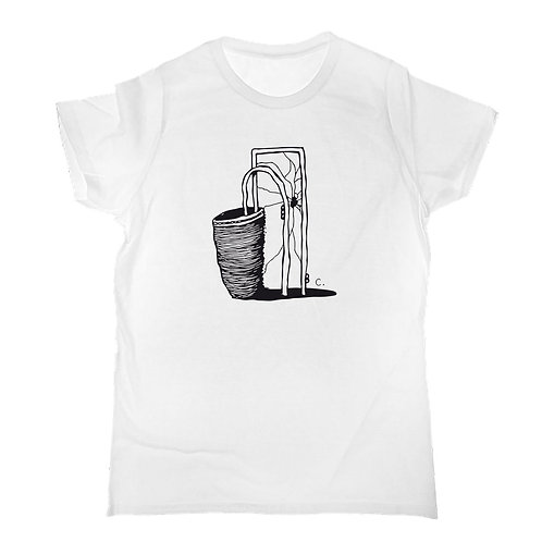 Shirt | Gesplitterte Tür