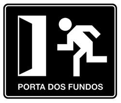 SANTO ANTÔNIO PORTA DOS FUNDOS